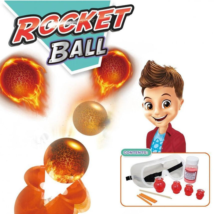 Chemical Experiment Series (Rocket Ball) | Shop Online | Snatcher