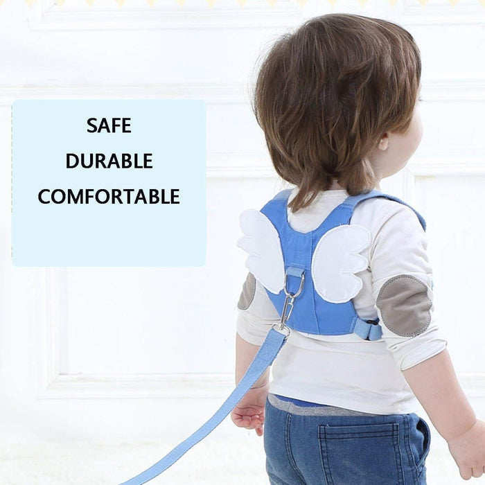 Child Safety Harness & Backpack - Angel Wings | Shop Online | Snatcher