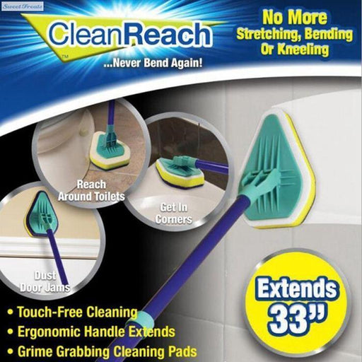 Clean Reach Brush | Shop Online | Snatcher