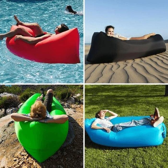 Inflatable Sofa Buy Online: Black Was Sold For R159.00 On 8 Jan At 00:02 By