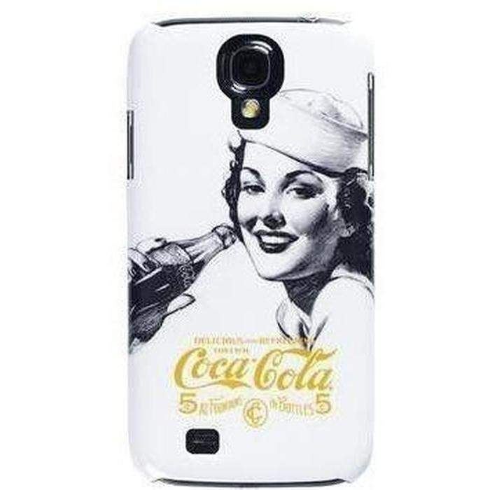 Coca Cola Hardshell Samsung Galaxy S4 Pin Up | Shop Online | Snatcher