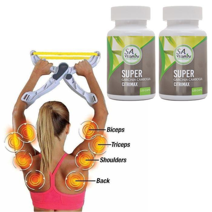 COMBO: Wonder Arms Workout System + 2x Super Garcinia Cambogia | Shop Online | Snatcher