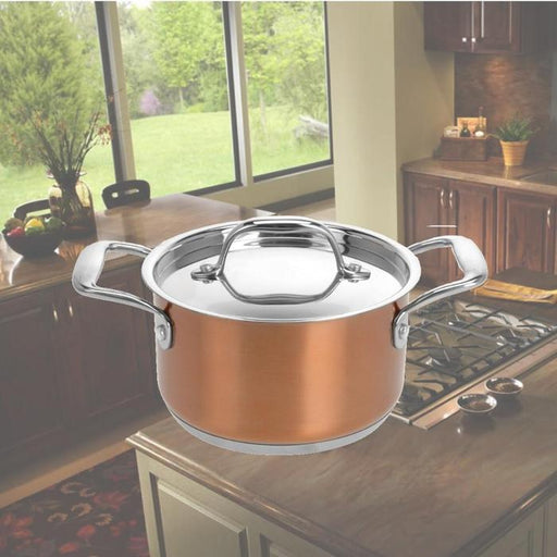 Copper Casserole Pot | Shop Online | Snatcher