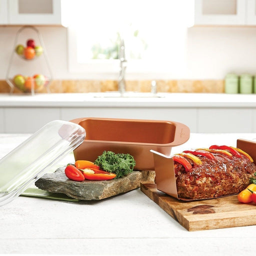 Copper Chef - Loaf Baking Pan | Shop Online | Snatcher