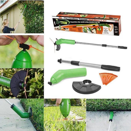 Cordless Zip Trimmer | Shop Online | Snatcher