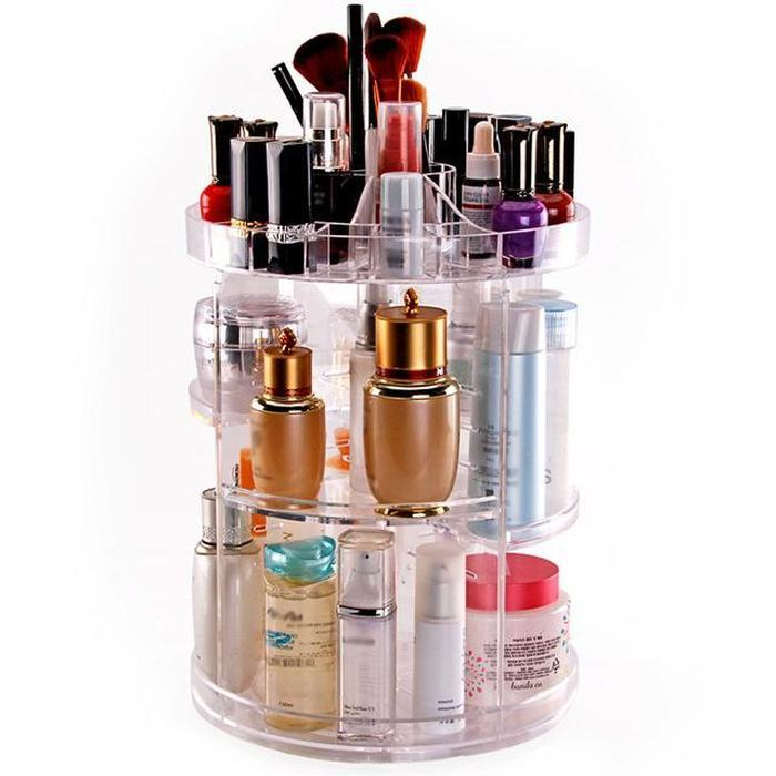 Cosmetic Rotating Rack | Shop Online | Snatcher
