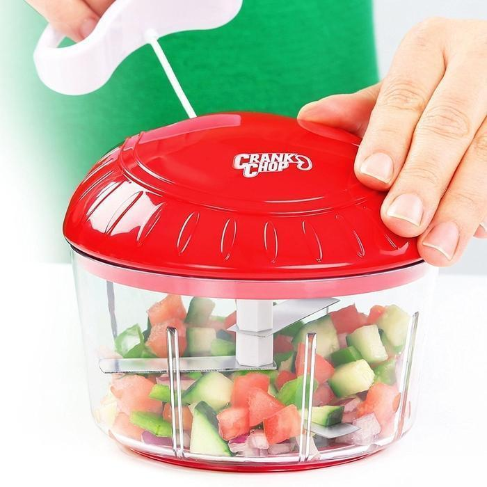 Crank Chop Food Chopper | Shop Online | Snatcher