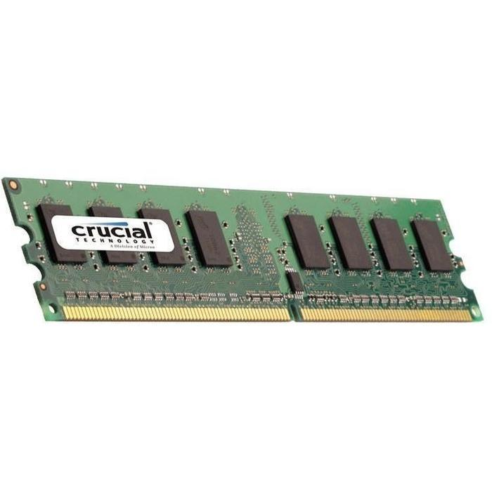 Crucial 16GB DDR3L 1600MHz Dual Rank Registered Dimm | Shop Online | Snatcher