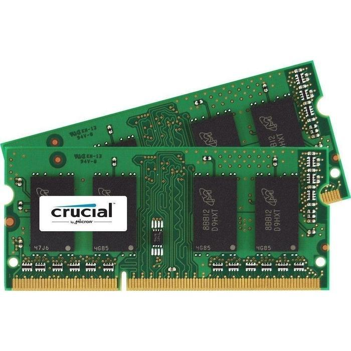 Crucial 16GB DDR3L 1600MHz SO-DIMM | Shop Online | Snatcher