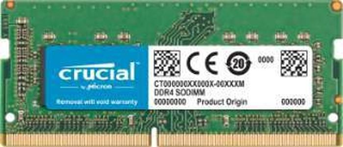 Crucial Mac 8GB DDR4 2400Mhz SO-DIMM | Shop Online | Snatcher