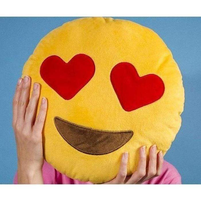Cute Emoji Pillow | Shop Online | Snatcher