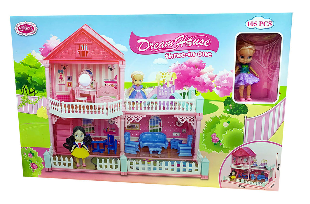 Dream Doll House Set