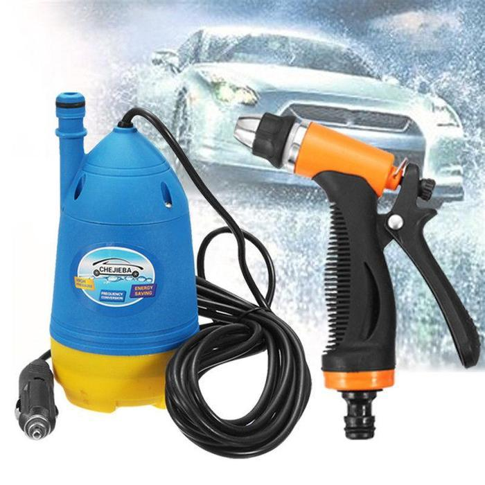 DC 12V Portable High Pressure Washer | Shop Online | Snatcher