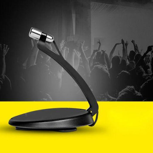 Desktop Clip Microphone With Stand | Shop Online | Snatcher