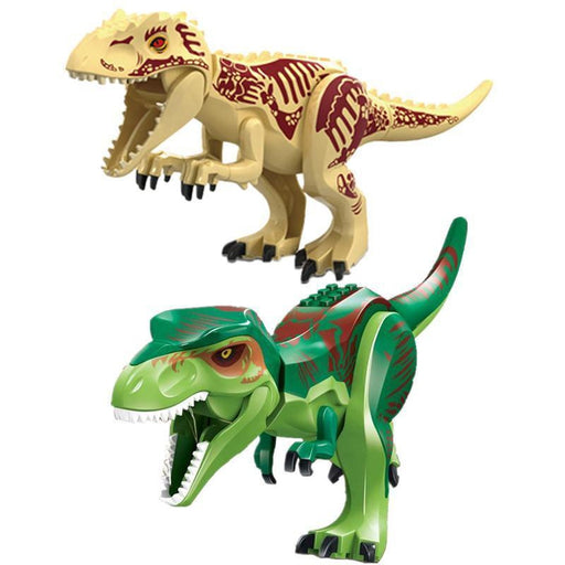 Dino World Building Blocks Set | Shop Online | Snatcher