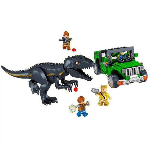 Dinosaur World - Building Blocks | Shop Online | Snatcher