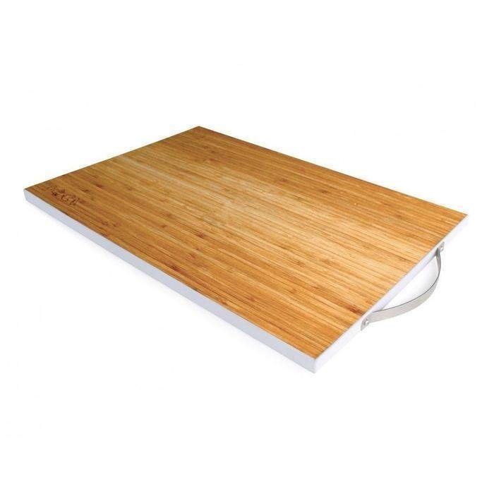 Double Sided Bamboo Cutting Board - Yellow | Shop Online | Snatcher