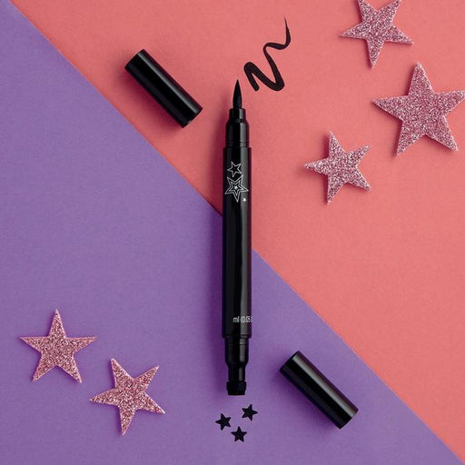 Double Trouble- Liquid Eyeliner And Star Stamp | Shop Online | Snatcher