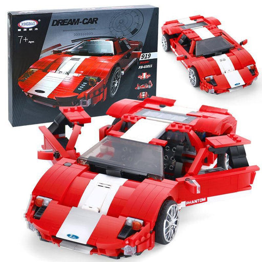 Dream Car Building Block Sets | Shop Online | Snatcher