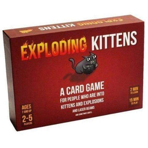Exploding Kittens | Shop Online | Snatcher