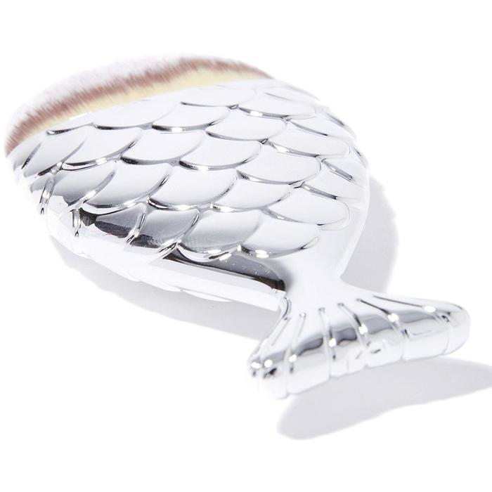 Fantasy Mermaid Fishtail Makeup Brush | Shop Online | Snatcher