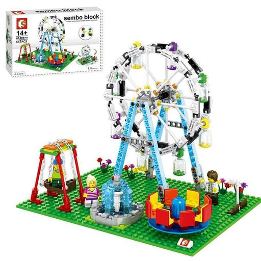 Ferris Wheel Building Blocks | Shop Online | Snatcher