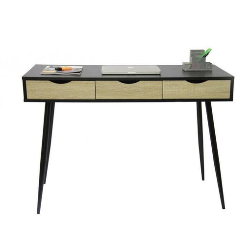Fine Living- 3 Drawer Abby Desk | Shop Online | Snatcher