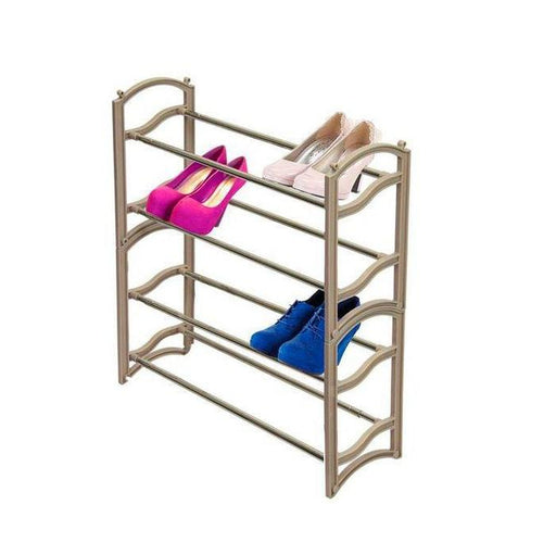 Fine Living Adjustable 4 Tier Shoe rack | Shop Online | Snatcher