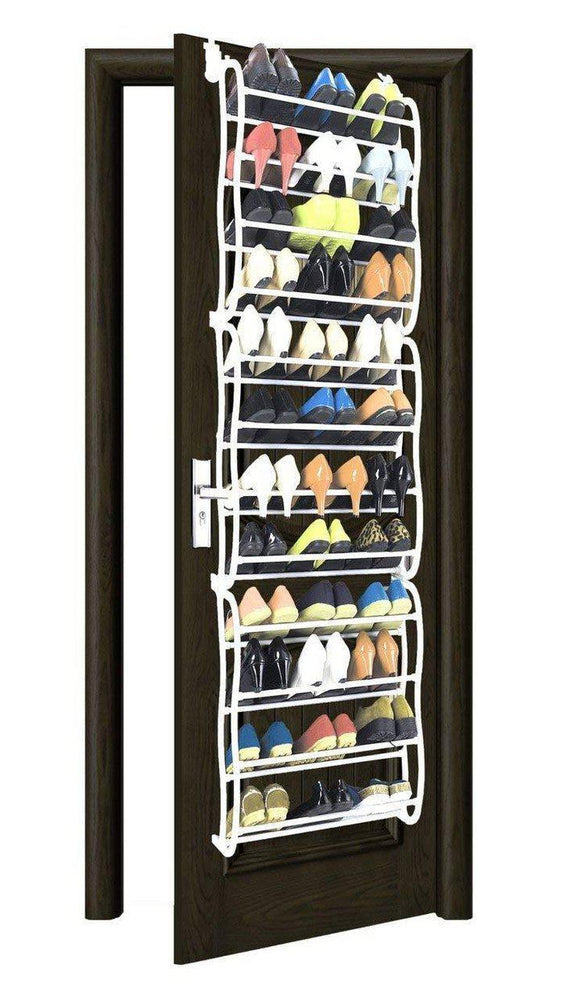 Fine Living Overdoor 8 Tier Shoe Rack | Shop Online | Snatcher
