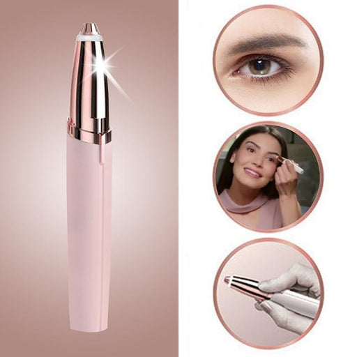 Flawless Electric Eyebrow Hair Remover | Shop Online | Snatcher