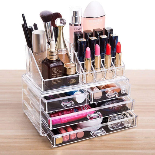 Four Drawer Cosmetic Organizer | Shop Online | Snatcher