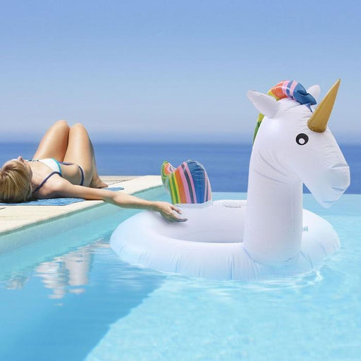 Giant Unicorn Pool Float | Shop Online | Snatcher
