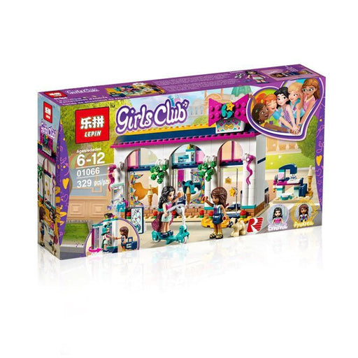 Girls Club - Accessories Shop Building Blocks | Shop Online | Snatcher