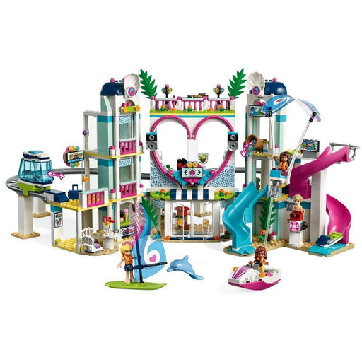 Girls Club Water Park Resort - Building Blocks | Shop Online | Snatcher