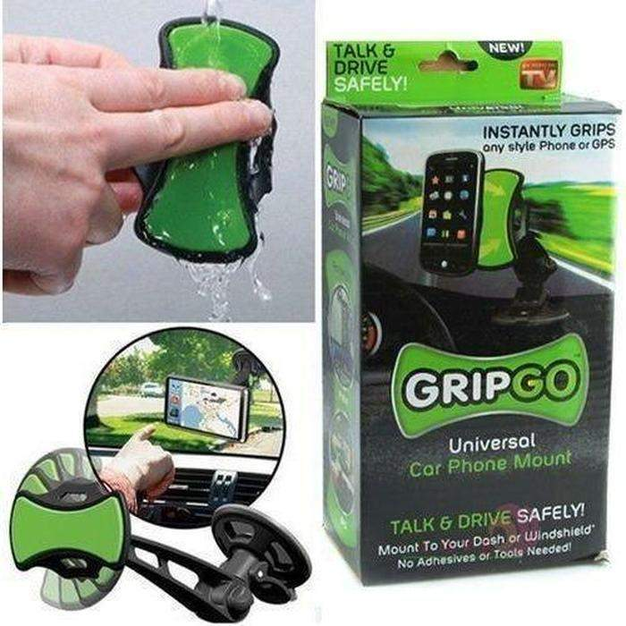 Grip Go Universal Car Mount | Shop Online | Snatcher