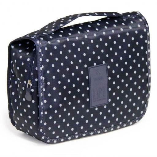Hanging Polka-Dot Toiletry Bag | Shop Online | Snatcher