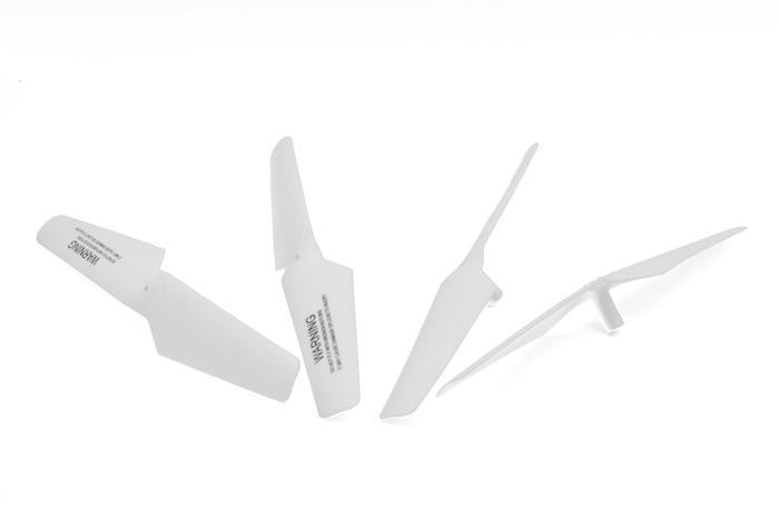 HELICUTE H820 Propeller 4 Pack White | Shop Online | Snatcher