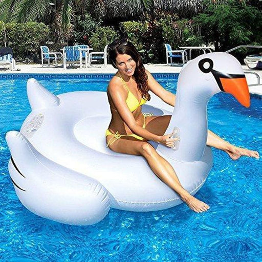 Huge Inflatable Swan | Shop Online | Snatcher