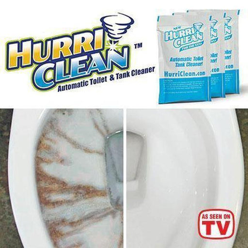 Hurri Clean- 3 Pack | Shop Online | Snatcher