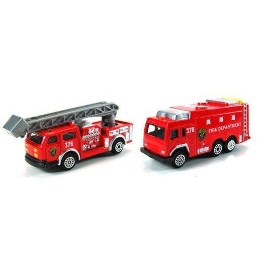 Fire Story Scene DIY Simulation Toy Set