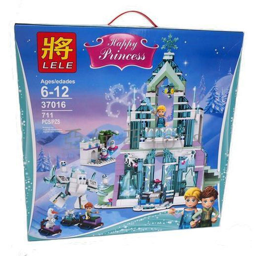 Ice Princess Castle Building Blocks | Shop Online | Snatcher