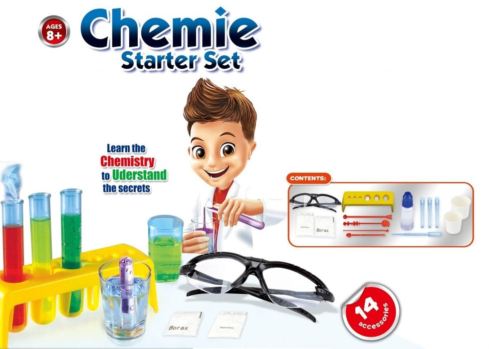 Jeronimo - Three-In-One Science And Education Set