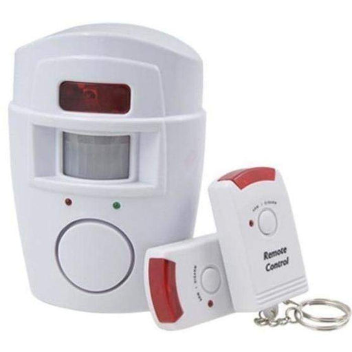 Infrared Wireless Motion Sensor Alarm | Shop Online | Snatcher