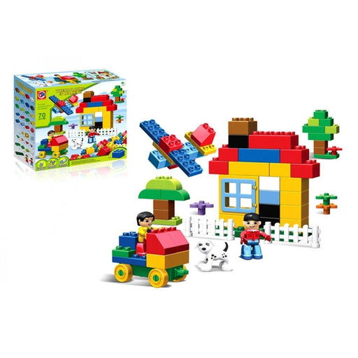 Jeronimo 70 Piece Block Set | Shop Online | Snatcher
