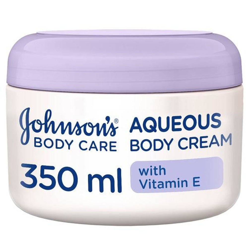 Johnsons Aqueous Cream - 350Ml Essentials