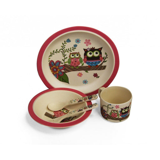 Kids Bamboo Dining Sets | Shop Online | Snatcher