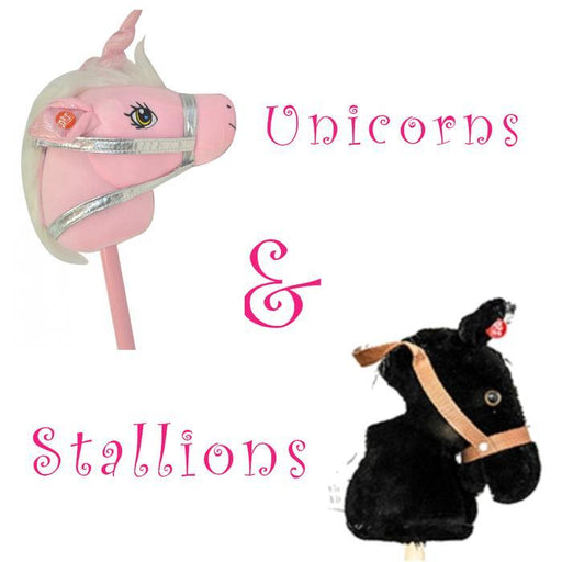 Kids Hobby Horses | Shop Online | Snatcher