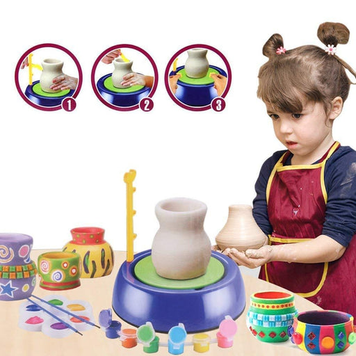 Kids Pottery Wheel | Shop Online | Snatcher