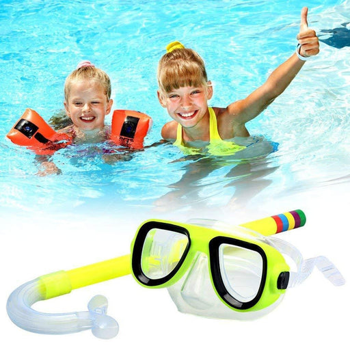 Kids Snorkel Set | Shop Online | Snatcher
