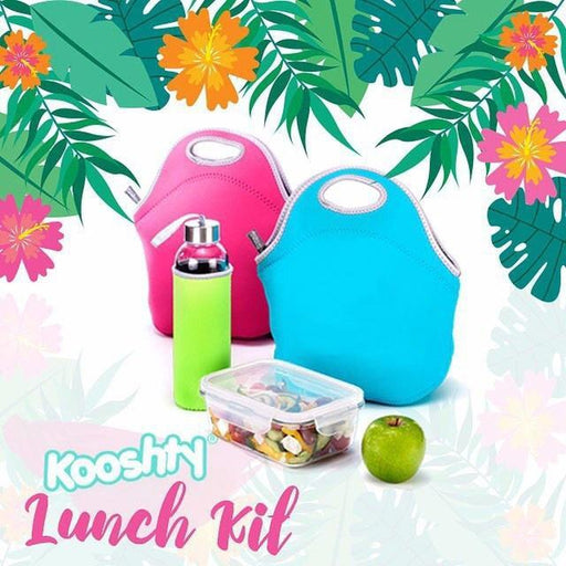 Kooshty Lunch Kit | Shop Online | Snatcher